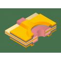 Circuit imprimé flexible simple face